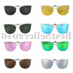 Polarized Lenses Clip-on Flip up Sunglasses Metal Frame Driv
