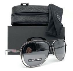 Oakley SPLIT TIME  Black Clear Gunmetal w/ Prizm Black Polar