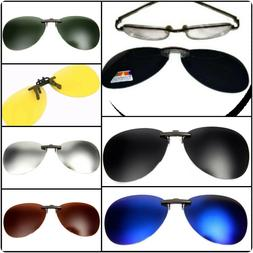 Sunglasses Without Frame Clip On over-Glasses Clip Glasses A