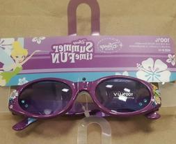 Disney Store Tinkerbell Purple Sunglasses 100% UV Ages 8-14