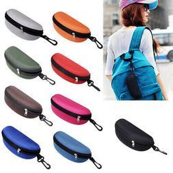 Zipper Hard Eye Glass Case Box Sunglass Protect Travel Fashi