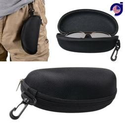 Zipper Hard Eye Glass Case Box Sunglass Protector Travel Fas