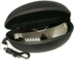 Zipper Large Hard Sunglasses Case Box Protector Travel Fashi